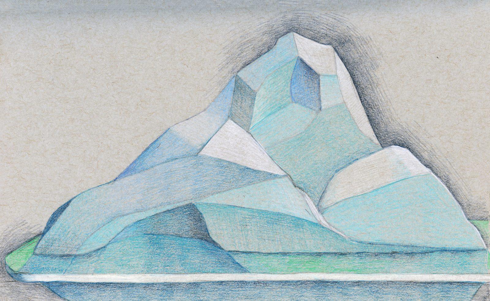 Iceberg study